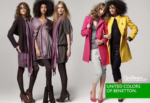United Colors of Benetton 2010 fall