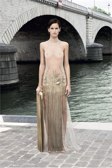 Paris Haute Couture Fashion Week Fall 2011-Givenchy