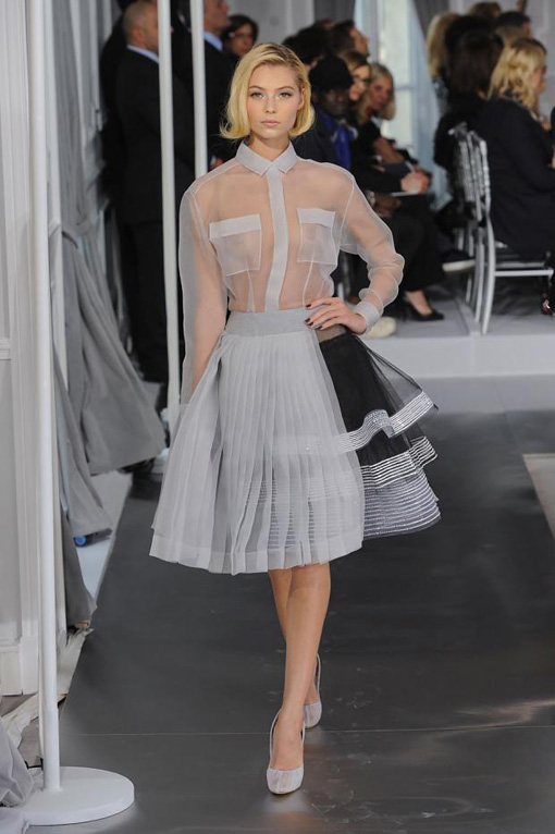 Christian Dior for Paris Haute Couture 2012