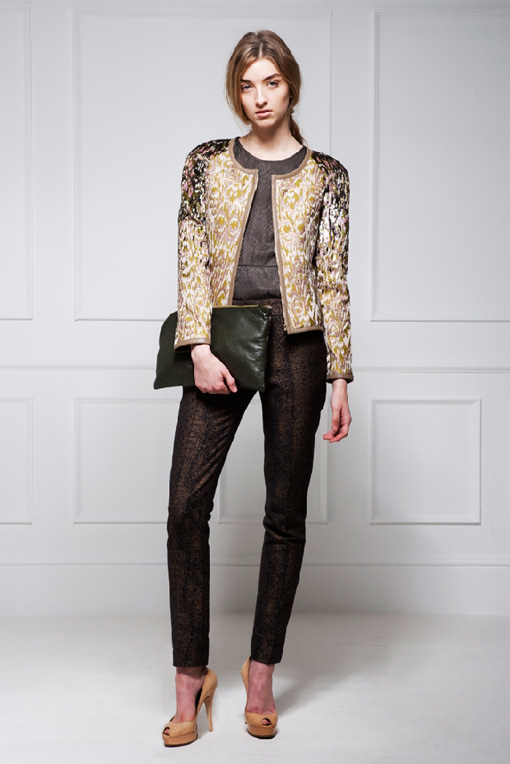 Matthew Williamson-Pre-fall 2012